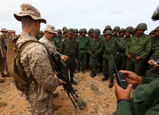 US Marines, Morocco's Royal Navy Pledge to Enhance Military Cooperation