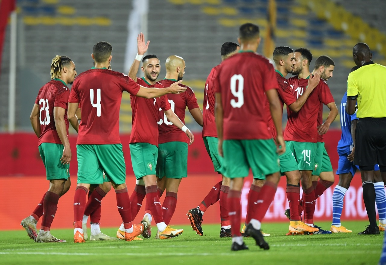 Under-Planning Friendly Game to Pit Morocco's Atlas Lions Against Israel