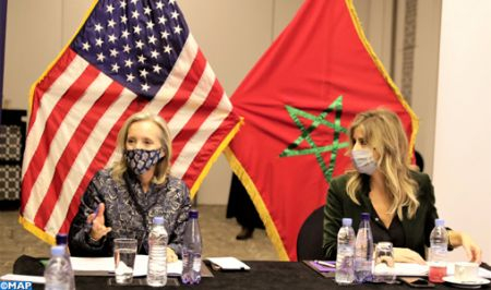 US-Moroccan Partnership Aims to Advance Women's Economic Empowerment
