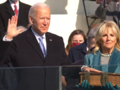 Joe Biden Inaugurated as 46th President of the United States