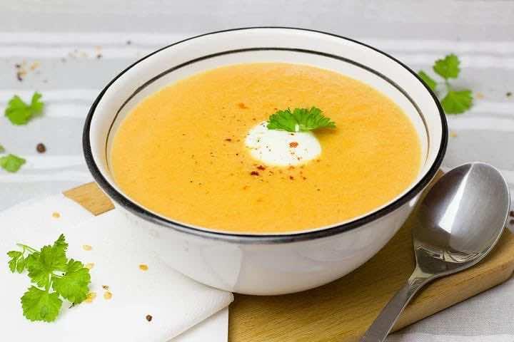 Soba soup: Photo: Pixabay