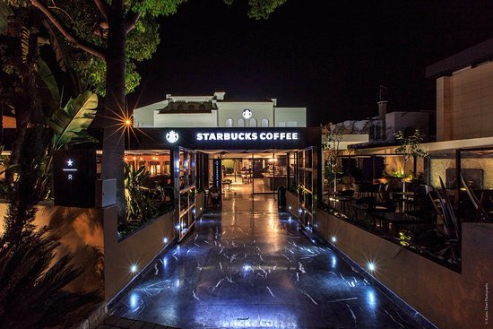Casablanca's Franklin Roosevelt Starbucks Among World's 'Most Beautiful'
