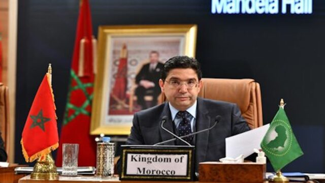 AU Troika: Morocco Emphasizes Centrality of UN-Led Process for Western Sahara