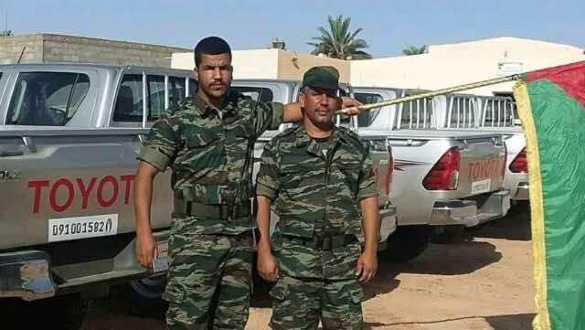 Algeria Donates About 40 New 4x4 Vehicles to Polisario Front