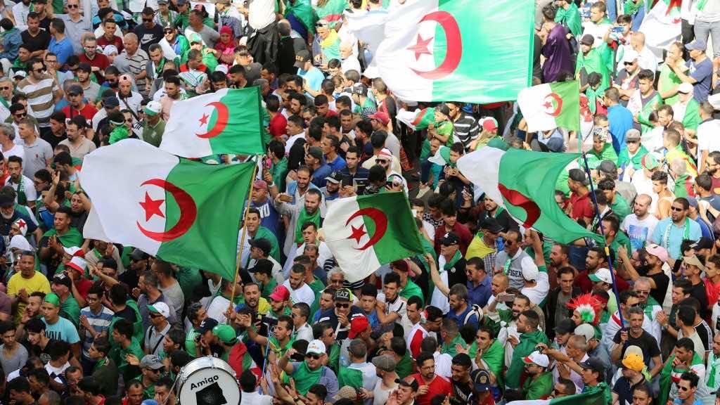 Algerian Hirak Protests Reignited on Movement's Anniversary