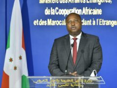 Burundi Reiterates Support for Morocco's Territorial Integrity