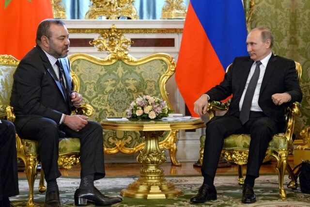 Morocco Aims to Expand Centuries of Positive Relations With Russia