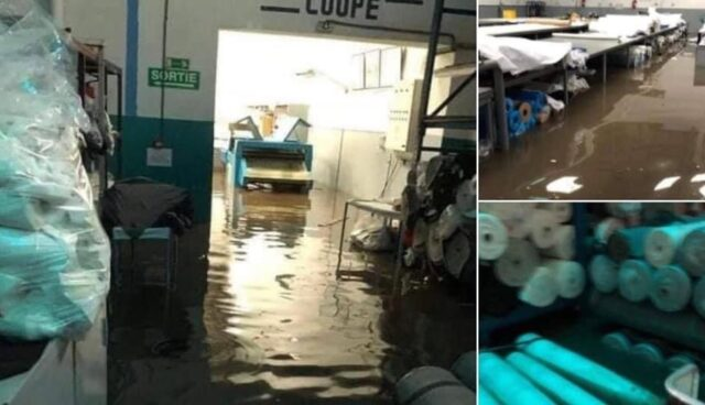 Death Toll of Tangier's Illegal Workshop Tragedy Climbs to 28