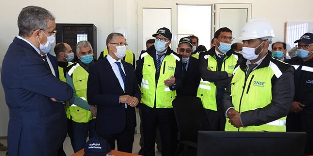 Electricity Network Project in Southern Morocco Reaches Final Stages