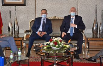 FIFA President Gianni Infantino Visits Morocco to Strengthen FRMF Ties