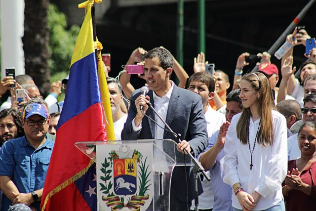 Interim President of Venezuela Supports Morocco's Territorial Integrity