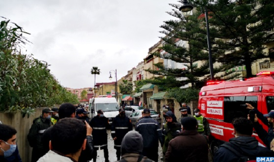 Israel Sends Condolences to Families of Tangier Tragedy Victims