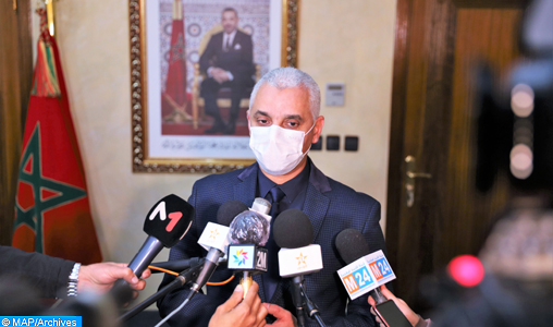 Ait Taleb Highlights Public Support For Morocco's Vaccination Campaign