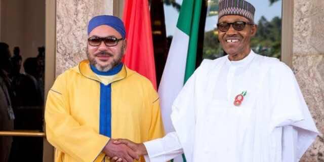 King Mohammed VI, President Buhari Confirm Warming Morocco-Nigeria Ties