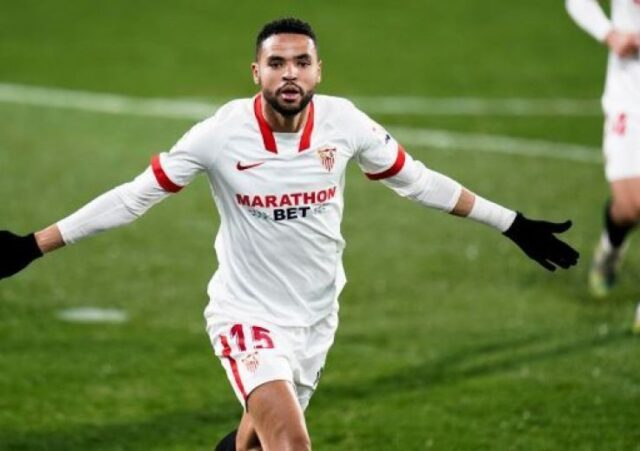 LaLiga Elects Morocco's Youssef En-Nesyri Best Player for January