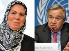 Morocco's Ibn Ziaten, UN's Guterres Receive Zayed Award for Human Fraternity