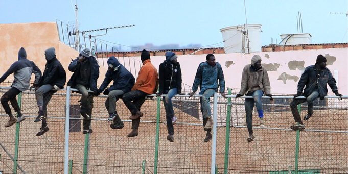 Melilla Migrants Brave Deadly Conditions En Route to Europe