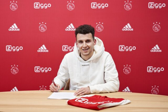 Moroccan Football Player Oussama Idrissi Goes on Loan to Ajax Amsterdam