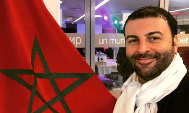 Moroccan-French Singer Receives Award from New York City