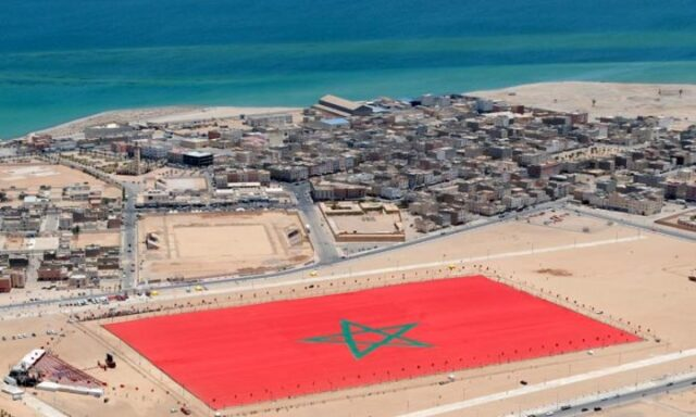 Moroccan High Schoolers Talk Western Sahara at Public Speaking Contest