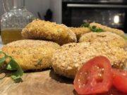 Moroccan Street Food at Home_Recipe for Maaqouda, Potato Fritters