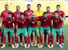 Morocco Climbs 2 Spots in FIFA Ranking, Ranks 33rd Globally