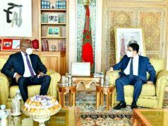 Morocco, Congo Discuss Bilateral Ties and Continental Security
