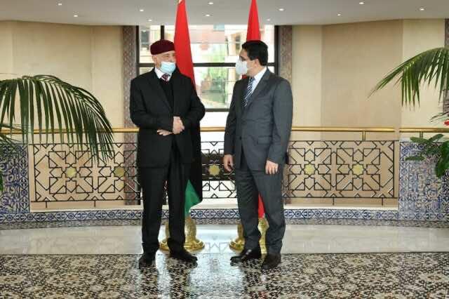 Morocco Encourages Libya to Quickly Establish Interim Government
