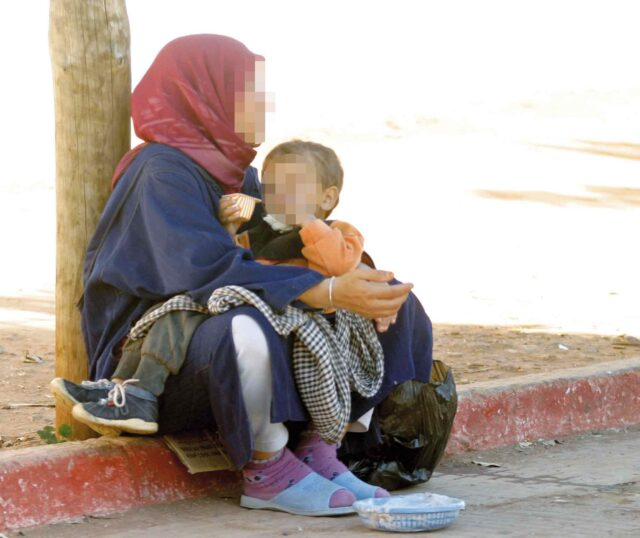Morocco Finds 142 Cases of Child Exploitation in Panhandling