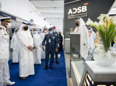 Morocco Participates in Abu Dhabi Defense Shows