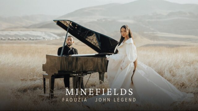 Morocco's Faouzia Still Making Headlines After Stunning Song with John Legend