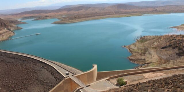 Morocco's National Dams Filling Rate Reaches 48.7%