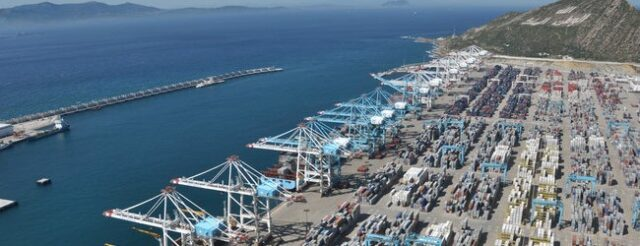 Morocco's Ports Outpace Spain's in Cargo Activities