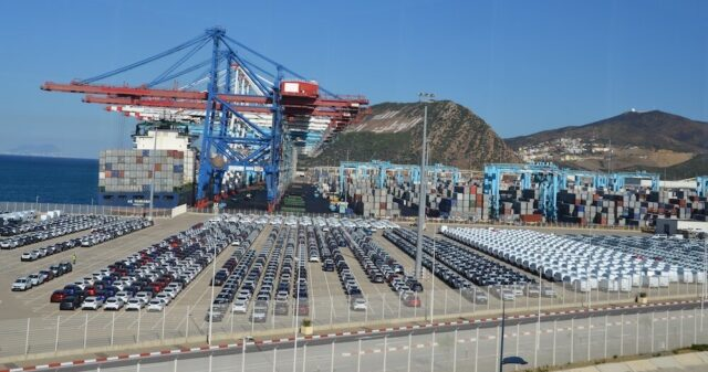 Morocco's Ports Record 7.7% Activities Decline by End of January