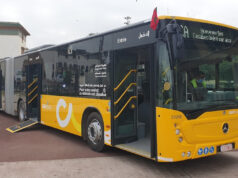 New Casablanca Buses to Hit the Road Next Monday
