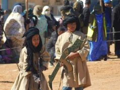 Photos-Polisario-Front-Exploits-Children-in-Military-Parade-4
