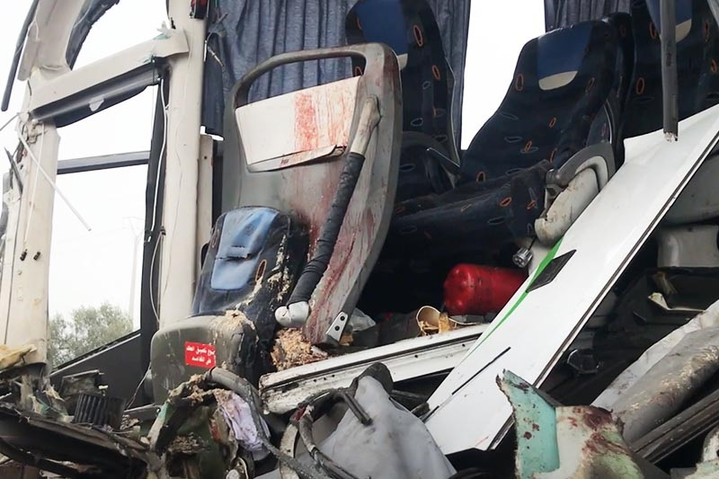 Road Accident on Marrakech-Casablanca Highway Kills 1, Injures 35