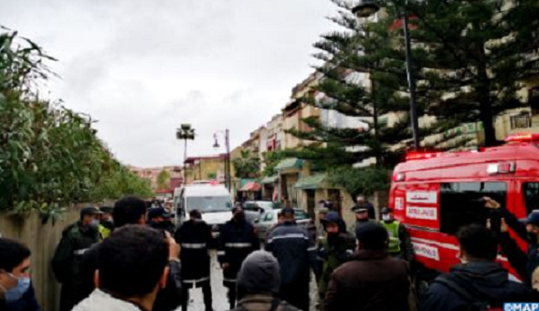 Tangier Tragedy: MP Calls on Morocco's Government to Redefine Responsibilities