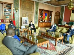The Gambia FM Makes 2nd Visit to Morocco in 4 Months