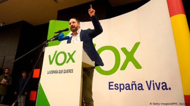 Twitter Suspends Account of Spain's Party Vox For Islamophobic Tweets