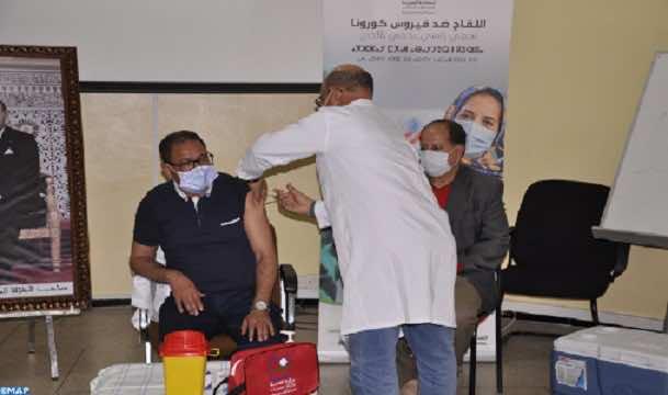 US Congratulates Morocco for Launch of COVID-19 Vaccination Campaign