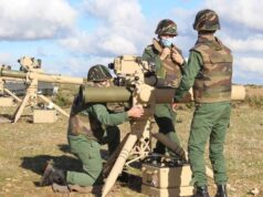 US Trains Moroccan Military to Use TOW2A Anti-Tank Missiles