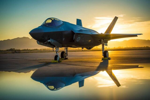 US Air Force Comes to Terms With Its $1.5 Trillion F-35 Mistake