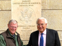 James Inhofe Again Undermines MENA Peace With Jerusalem Embassy Bill