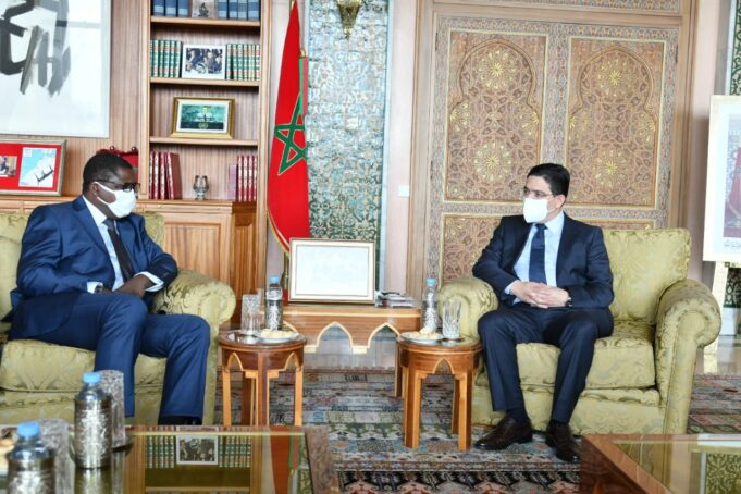 Morocco, Zambia Commit To Development, Western Sahara Peace