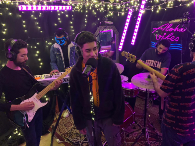 Aloha Vibes: How a Moroccan Surf Camp Developed a Music Studio