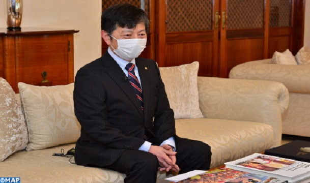 Ambassador, Japan Seeks 'Win-Win' Partnership With Morocco