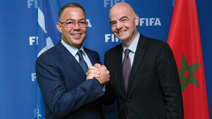 CAF General Assembly, Morocco's Lekjaa Elected Member of FIFA Council