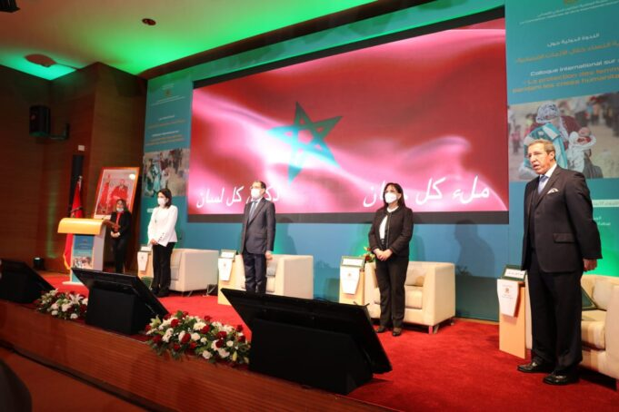 CNDH International Conference, Protecting Women in Humanitarian Crises