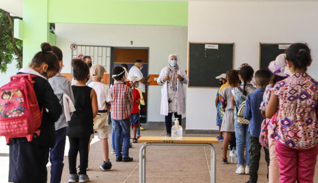 COVID-19 Crisis Signals Morocco's Need for Resilient Education System